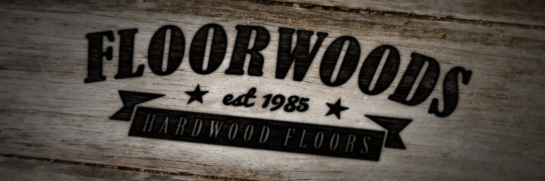 Floor Woods Hardwood Floors Branded Logo